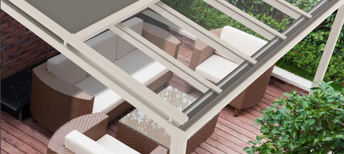 Solidare veranda