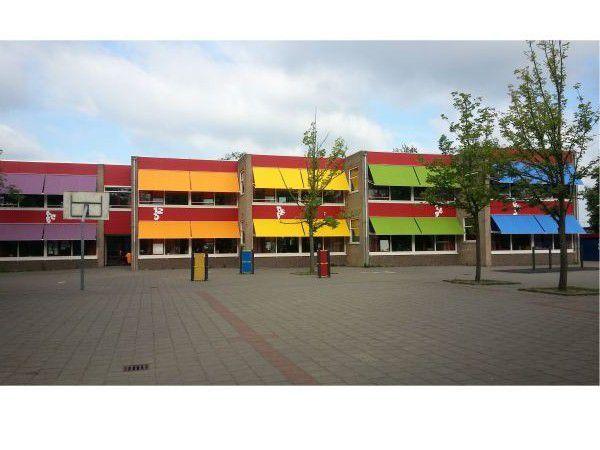 uitvalzonwering aan een school